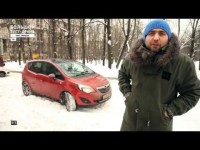 Большой тест-драйв нового Opel Meriva от Стиллавина
