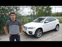 Тест-драйв BMW X6 от Anton Avtoman