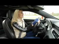 Тест-драйв Chevrolet Camaro SS в программе Москва рулит