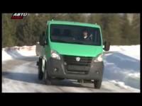 Тест-драйв ГАЗель Next 2013 от АвтоПлюс