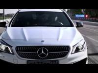 Тест-драйв Mercedes-Benz CLA 2013 от АвтоВести