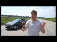 Тест-драйв Opel Astra Sedan 2013 от Anton Avtoman