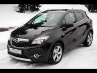 Тест-драйв Opel Mokka 2013 (Опель Мокка) от За Рулем