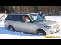 Тест-драйв Range Rover 2013 от Бибика.ру