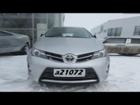 Тест-драйв Toyota Auris 2013 от Anton Avtoman