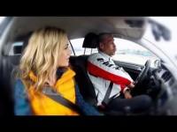 Тест-драйв Volkswagen Golf 7 в программе Москва рулит