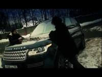 Тест-драйв нового Range Rover 2013 от АвтоПлюс