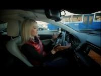 Тест-драйв новой Mazda 6 в программе Москва рулит