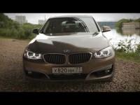 Тест драйв BMW 3-серии GT в программе Москва Рулит