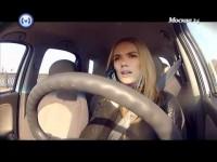 Тест драйв Chery IndiS (Чери Индис) в программе Москва Рулит