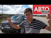 Тест-драйв Chevrolet Tahoe от Anton Avtoman