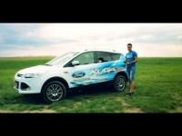 Тест драйв Ford Kuga (Форд Куга) 2013