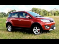 Тест драйв Great Wall Haval M4 2013