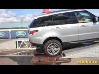 Тест-драйв Range Rover Sport 2013 от Bibika
