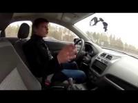 Тест драйв автомобиля Chevrolet Cobalt