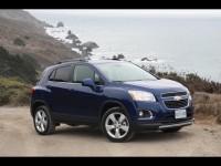 Тест драйв нового Chevrolet Tracker