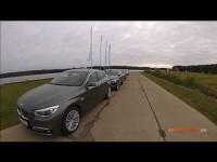 Тест-драйв новой BMW 5-серии