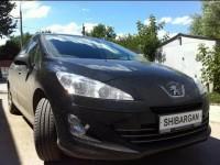 Любительский видео отзыв Peugeot 408 - спустя год владения