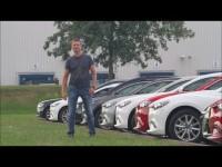 Тест-драйв Mazda 6 с двигателем 2.5 литра