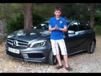 Тест-драйв Mercedes A-класс 2013