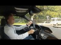 Тест-драйв Mercedes-Benz E класса 2013