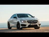 Тест-драйв Mercedes CLA 45 AMG