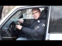 Тест-драйв Mitsubishi Pajero от Стиллавина