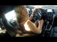 Тест-драйв Opel Astra Opc 2013 в программе Москва рулит