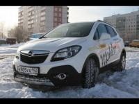 Тест-драйв Opel Mokka 2013 (Опель Мокка)