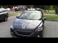 Тест драйв Peugeot 301 (Пежо 301)