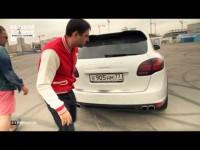 Тест-драйв Porsche Cayenne от Стиллавина