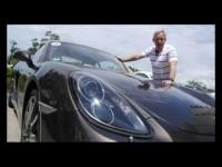 Тест-драйв Porsche Cayman