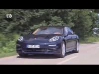 Тест-драйв Porsche Panamera 4S Executive