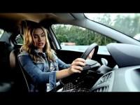 Тест драйв Renault Fluence в программе Москва рулит
