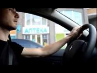 Тест драйв Renault Logan 2014