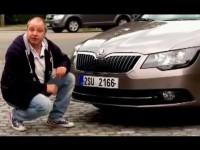 Тест драйв Skoda Superb 1.8 TSI 2013 от Авто Плюс