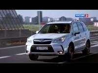 Тест-драйв Subaru Forester 2014 от АвтоВести