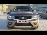 Тест-драйв Suzuki Grand Vitara от Anton Avtoman
