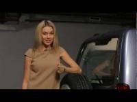 Тест драйв Suzuki Jimny в программе Москва рулит