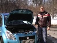 Тест-драйв Suzuki Splash от Зенкевича