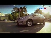 Тест-драйв Toyota Auris 2013 от АвтоВести