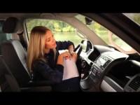 Тест-драйв Volkswagen Multivan в программе Москва рулит