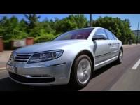 Тест-драйв Volkswagen Phaeton 3,0 TDI 2013 от АвтоВести