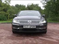 Тест-драйв Volkswagen Phaeton от Зенкевича