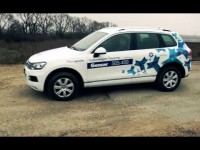 Тест-драйв Volkswagen Touareg 2013