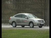 Тест-драйв нового Nissan Almera 2013