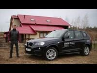 Тест драйв BMW X3 от Игоря Бурцева