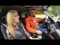 Тест-драйв Honda Crosstour в программе Москва рулит