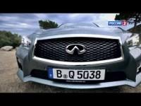 Тест-драйв Infiniti Q50 2014 от АвтоВести