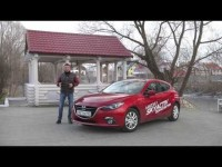 Тест-драйв Mazda 3 2014 от Игоря Бурцева